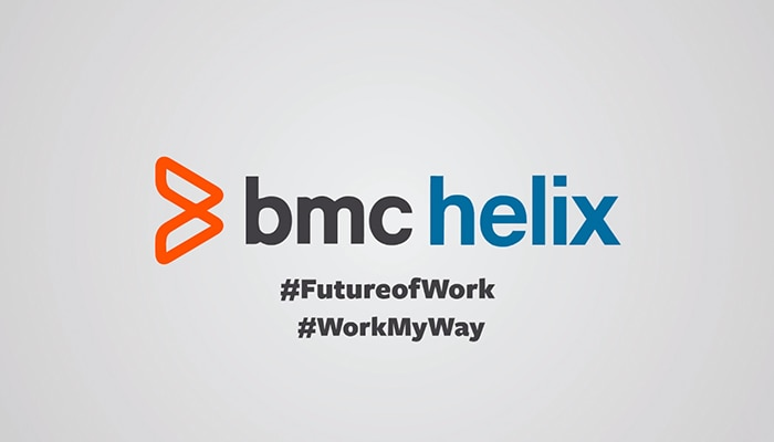 Experience the Future of Work with BMC Helix (1:01)