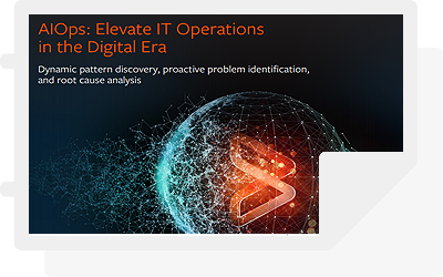 AIOps elevate it operations